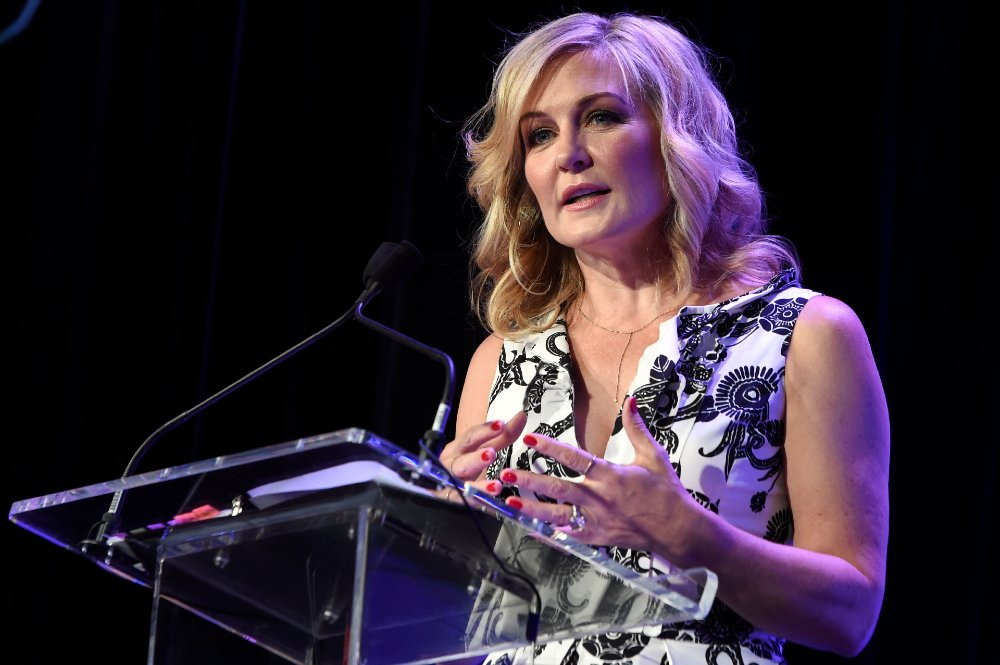 Amy Carlson attending the 2018 Muhammad Ali Humanitarian Awards in Louisville, Kentucky in September 2018. | Image: Getty Images.
