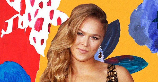 """Ronda Rousey pictured at the premiere of """"The Expendables 3,"""" 2014, Los Angeles, California.   Photo: Shutterstock"""