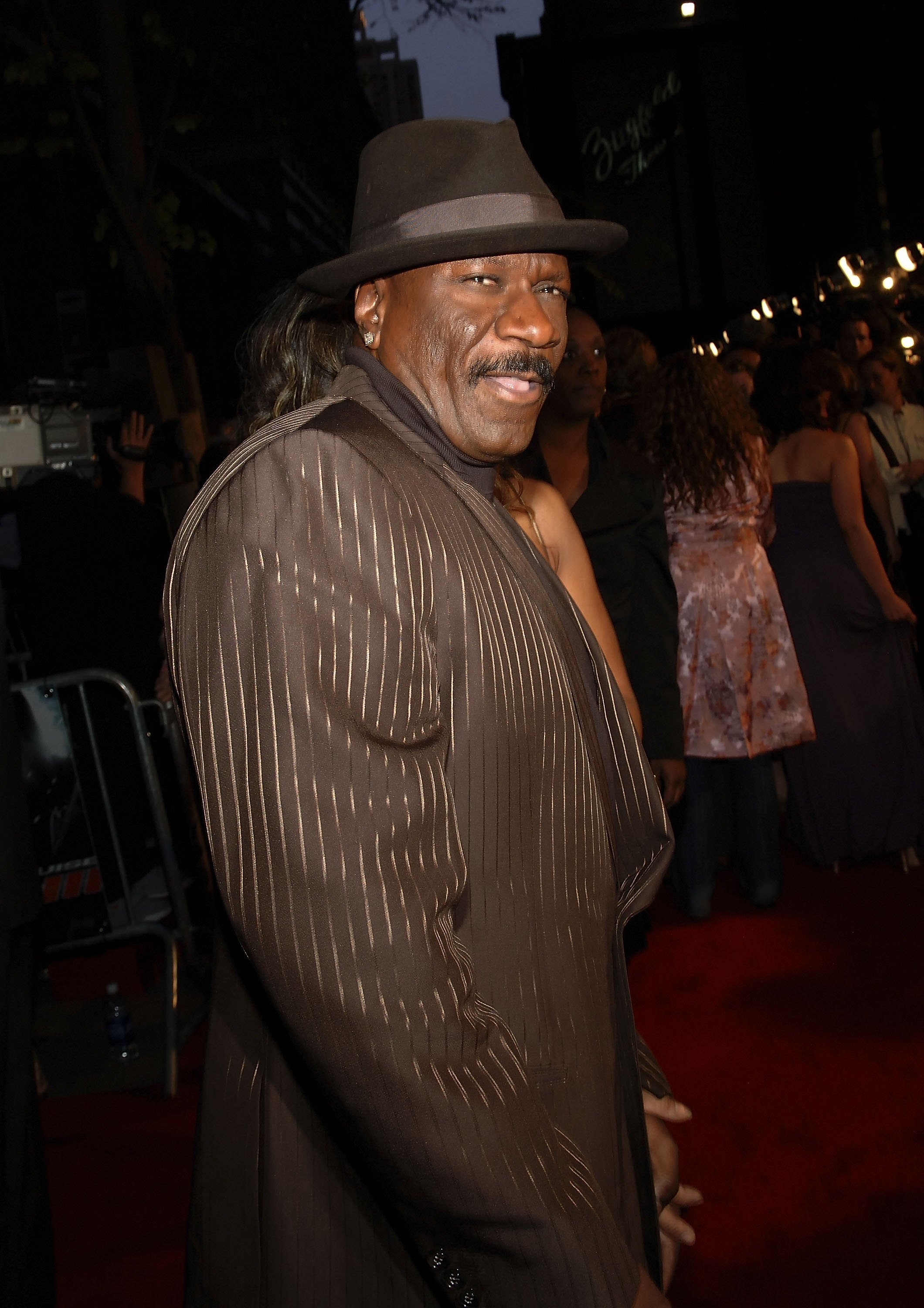 """Ving Rhames attends the """"Mission: Impossible III"""" premiere.   Source: Getty Images"""