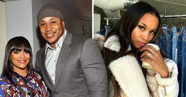 LL Cool J's Daughter Samaria Is All Grown and Takes after Mom Simone's Beauty in a Fresh Selfie