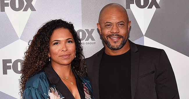 Rockmond Dunbar of 'Soul Food' Pays Tribute to Wife of 7 Years Maya on Her Birthday