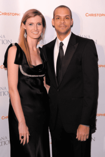 Alexandra Reeve Givens and Garren Givens at The New York Marriott Marquis on November 17, 2010 | Photo: Getty Images