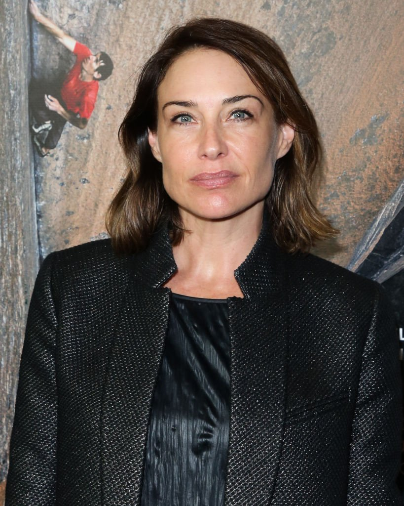 Claire Forlani at the 2018 LA Film Festival at the Wallis Annenberg Center for the Performing Arts on September 27, 2018 | Photo: Getty Images