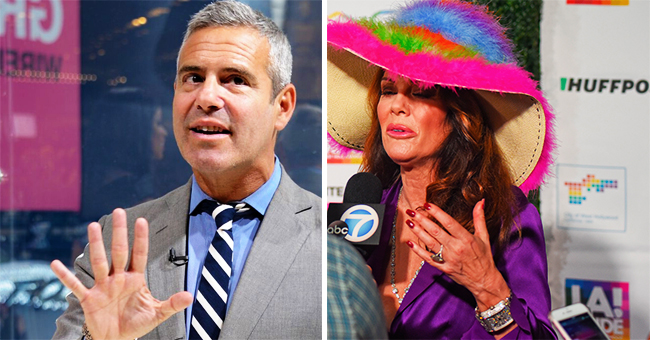 Andy Cohen Responds to Fan Who Shamed Him for Not Paying Tribute to Lisa Vanderpump's Late Mom Online