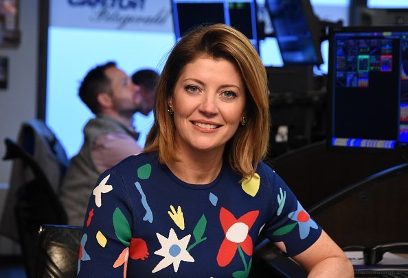 Norah O'Donnell at Cantor Fitzgerald on September 11, 2018 in New York City | Photo: Getty Images