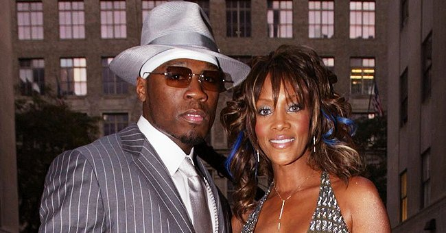 50 Cent's Ex Vivica A Fox Shows How She Spent the Weekend with Her Friends in Her Villa Pool