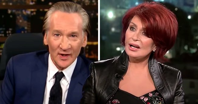 Sharon Osbourne Is Preparing to Give Her First Interview since Leaving 'The Talk' to Bill Maher