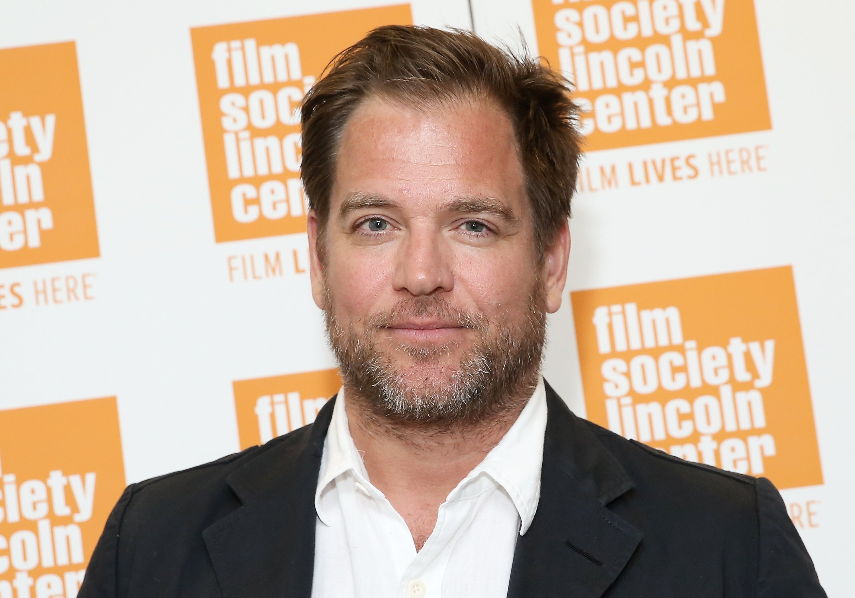 NCIS star Michael Weatherly and wife Bojana Jankovic ... |Michael Weatherly Son August
