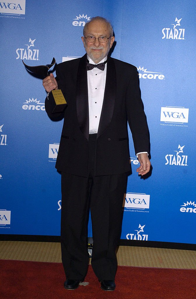 Loring Mandel, winner of the Paddy Chayefsky Laurel Award | Photo: Getty Images