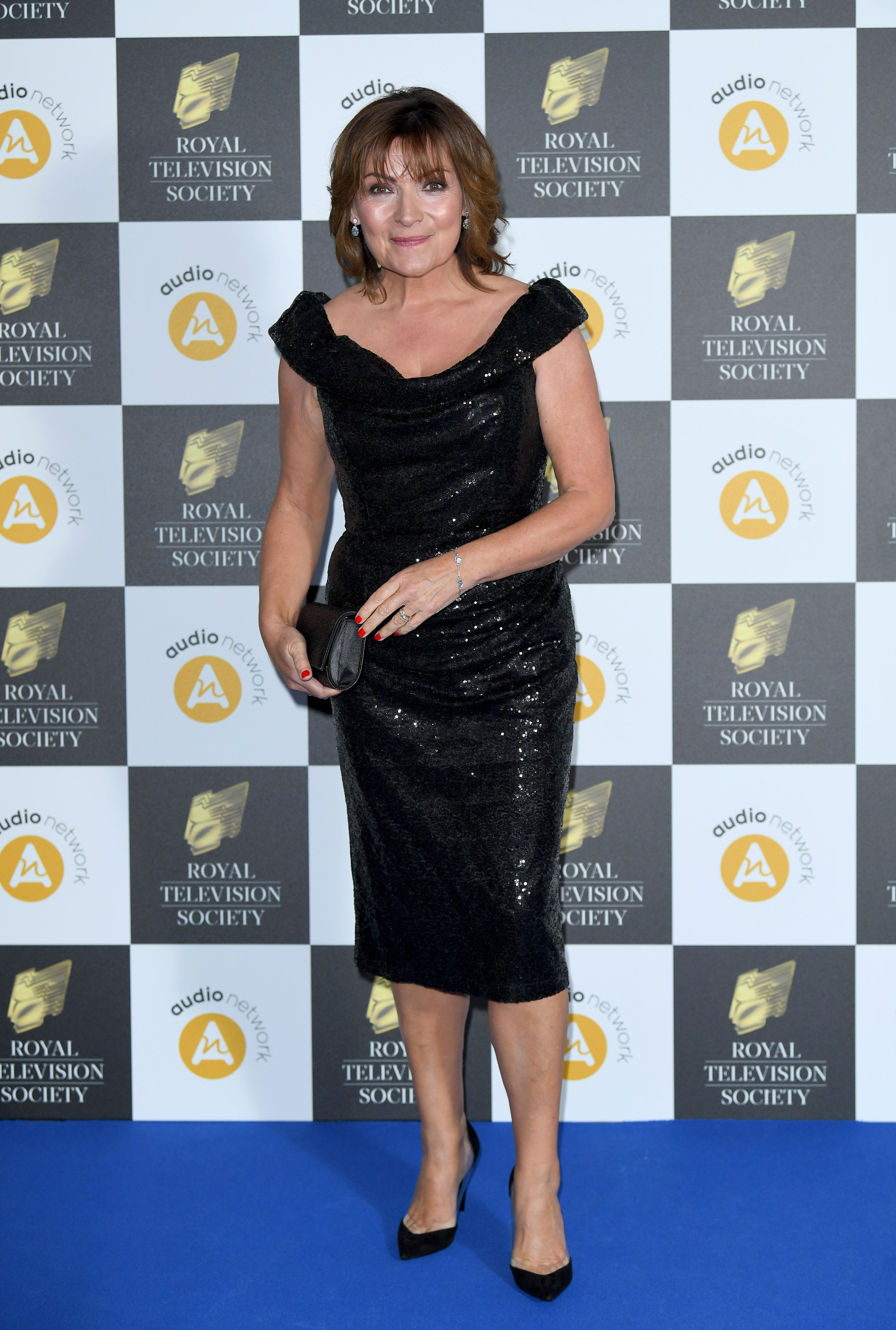 Lorraine Kelly atthe Royal Television Society Programme Awards at Grosvenor House on March 19, 2019, in London, England | Photo:Karwai Tang/WireImage/Getty Images