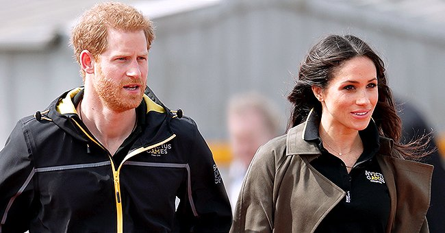 People: Prince Harry and Meghan Markle Wanted to Get out and Contribute Amid Pandemic