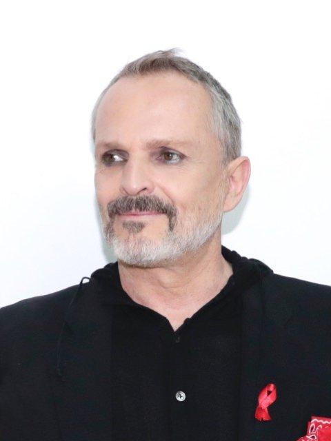 Miguel Bosé, ahora. | Foto: Wikipedia