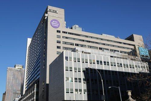 NYU Langone Medical Center in Manhattan.Based in New York City. | Source: Shutterstock.