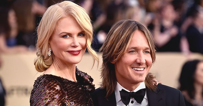 Keith Urban Posts Sweet Valentine's Day Photo with Wife Nicole Kidman at Dollywood