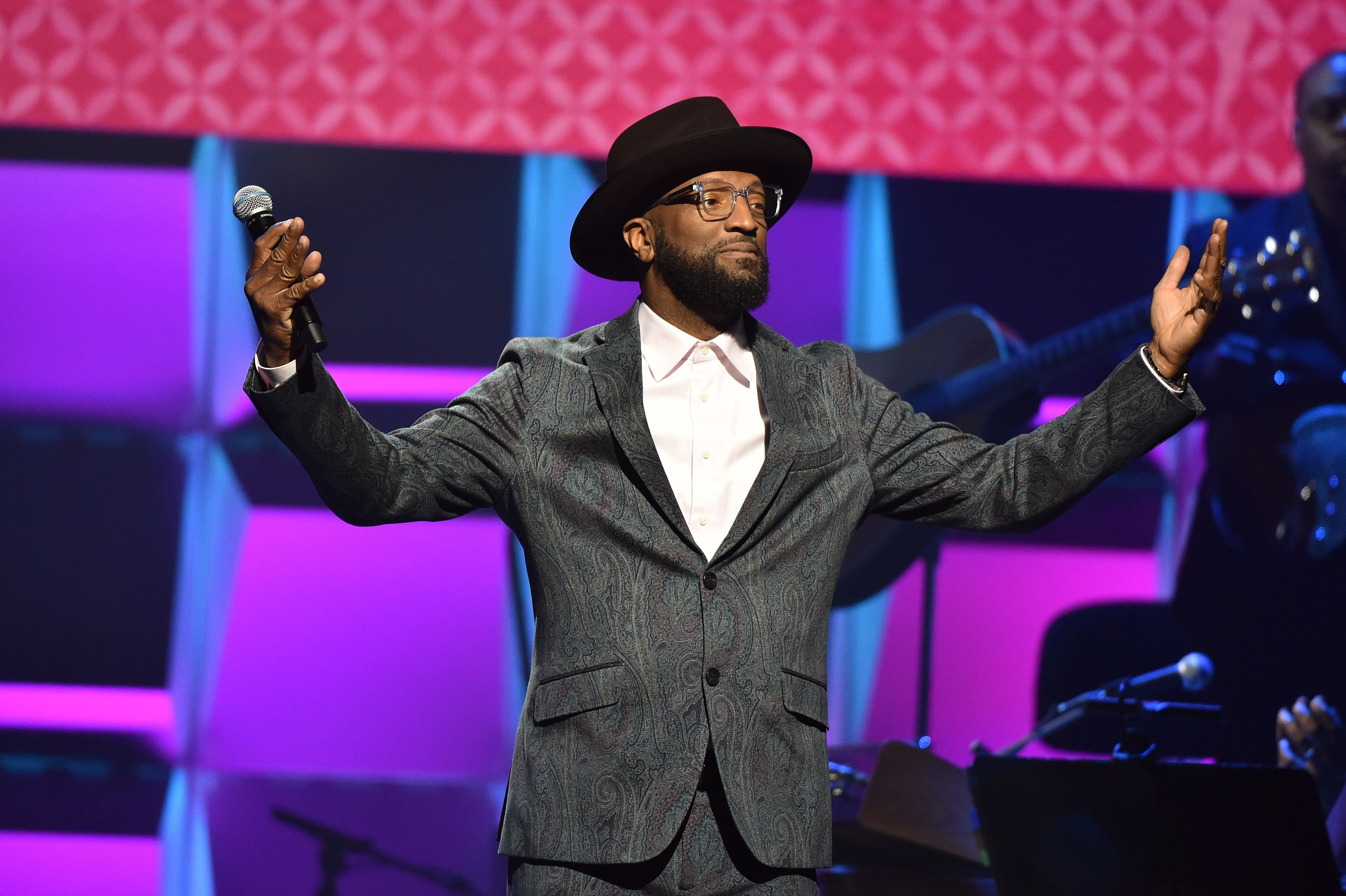 Rickey Smiley hosted the BET Super Bowl Gospel Celebration at the James L. Knight Center on January 30, 2020 in Miami, Florida | Photo: Getty Images