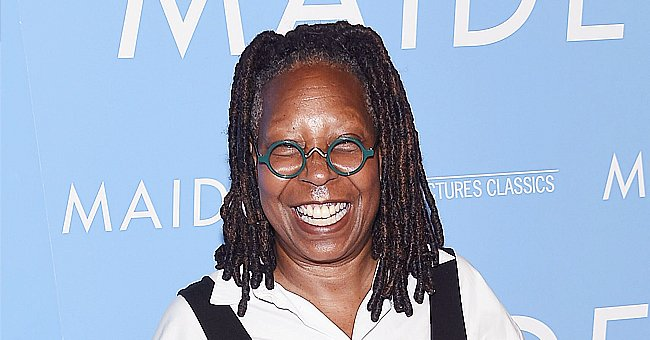 Whoopi Goldberg Wears Black Top Hat on 'The View' to Inject Humor Amid Growing Coronavirus Concern