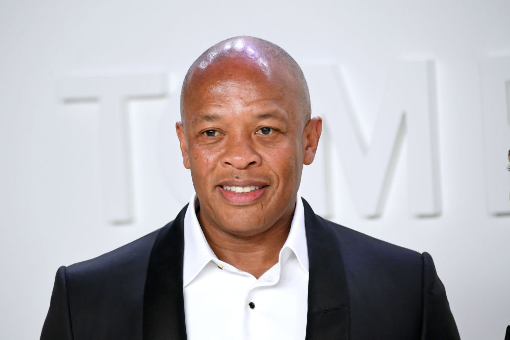 Dr. Dre attends the Tom Ford AW20 Show at Milk Studios on February 07, 2020 | Photo: Getty Images