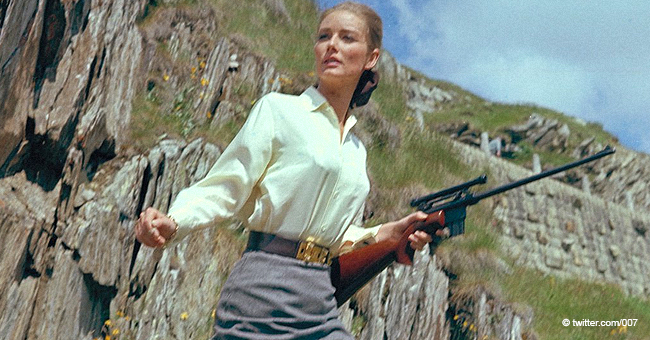 Goldfinger' Actress Tania Mallet Dies at 77