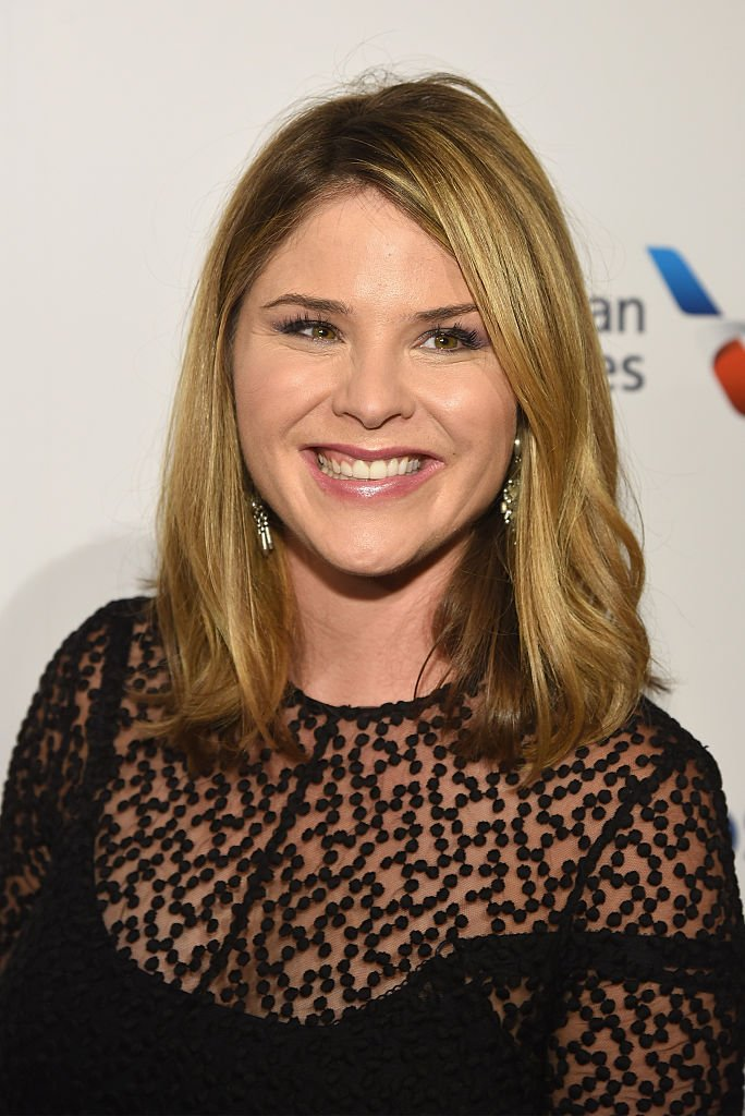 Jenna Bush Hager pictured at the s Billboard's 10th Annual Women In Music on Lifetime, 2015, New York City   Photo: Getty Images