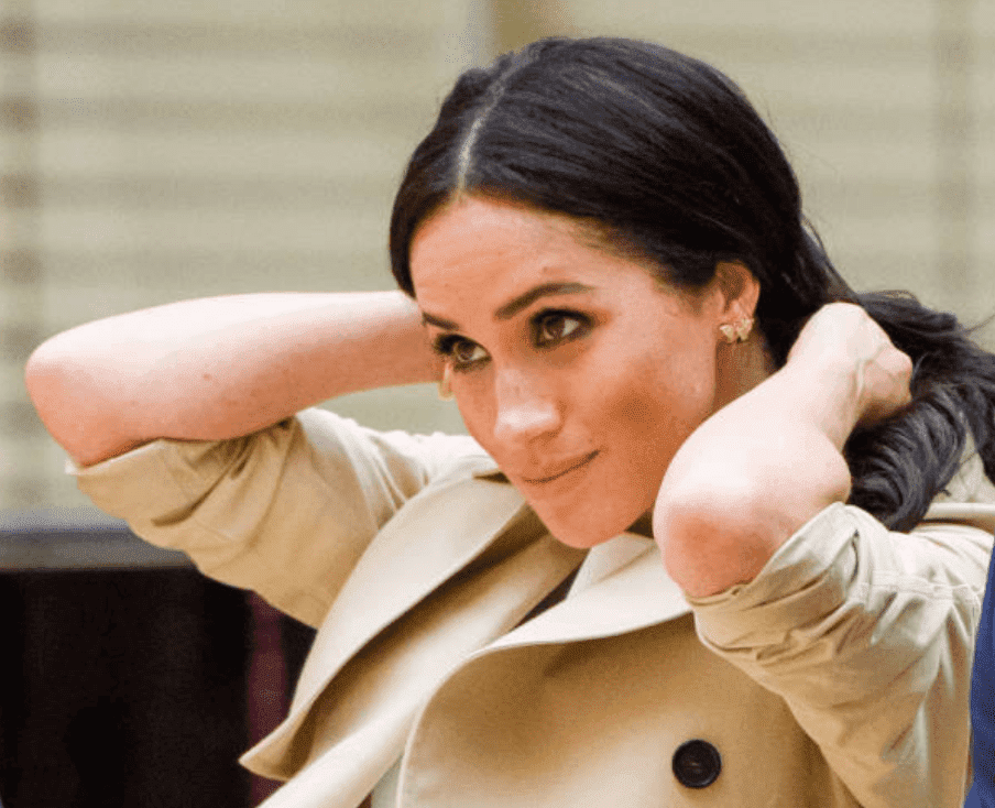 During international tour, Meghan Markle visits the Dance Theatre in the Sydney Opera House on October 16, 2018 in Sydney, Australia | Source: Getty Images