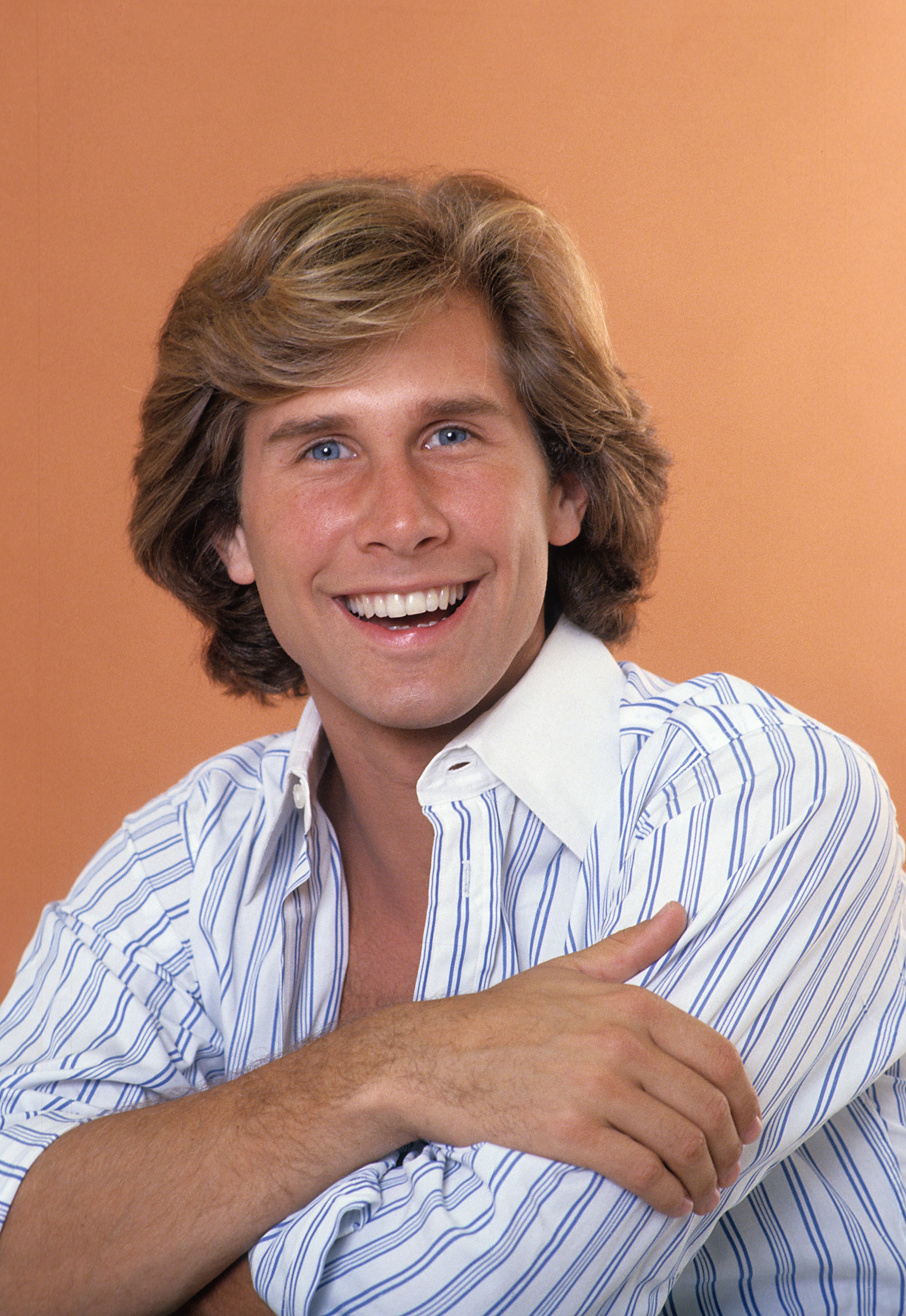 Photo of Parker Stevenson in 1977 | Photo: GettyImages