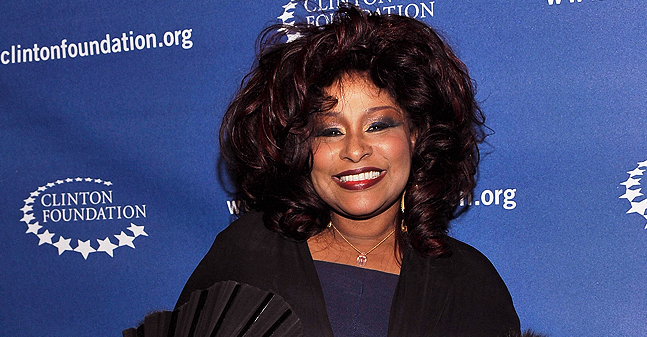 Chaka Khan Recently Became a Great Grandmother & Proudly Shared Photo of Adorable Baby