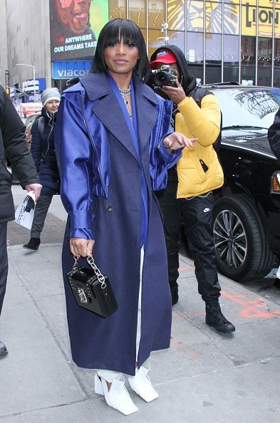 Keke Palmer in New York City | Photo: Getty Images