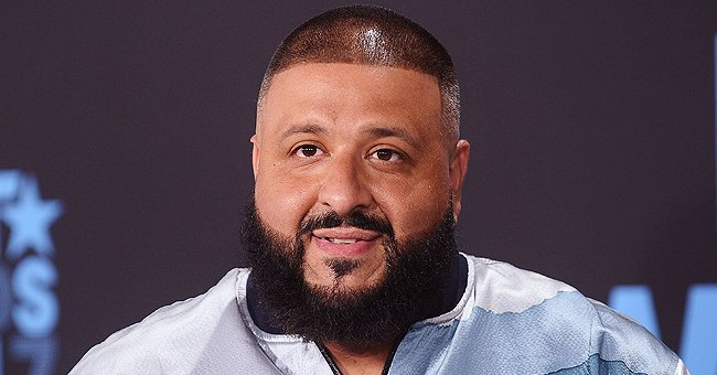 DJ Khaled Shares Sweet Photo of Himself Asleep with His Two Sons Asahd & Aalam