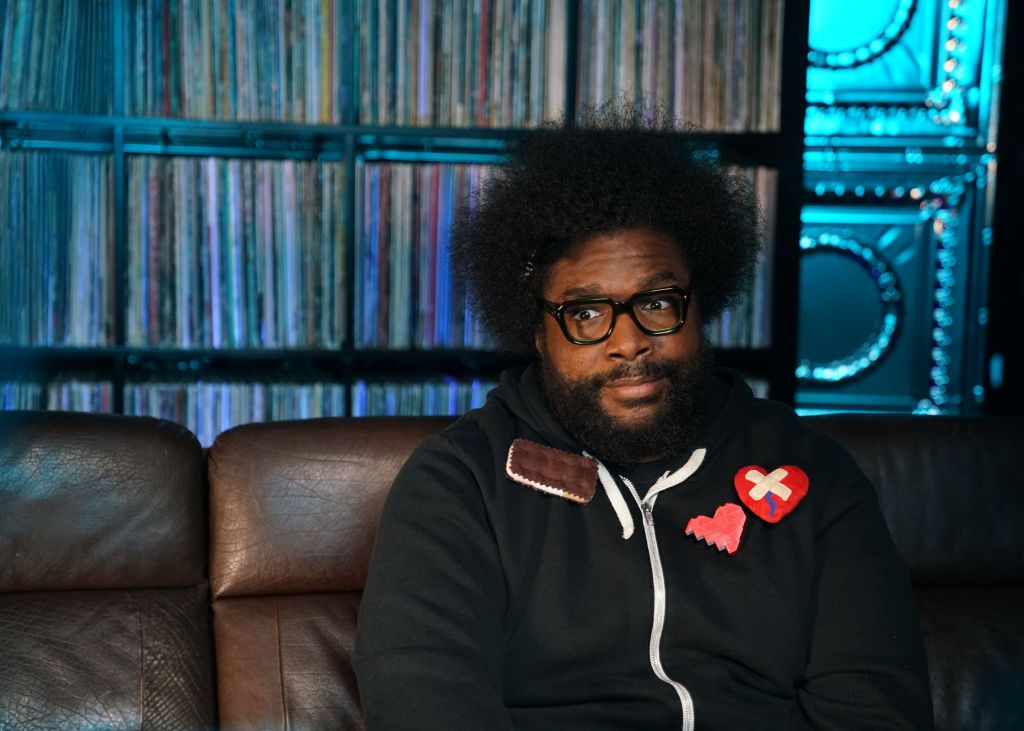 "Ahmir ""Questlove"" Thompson on ""Saturday Night Live"" 