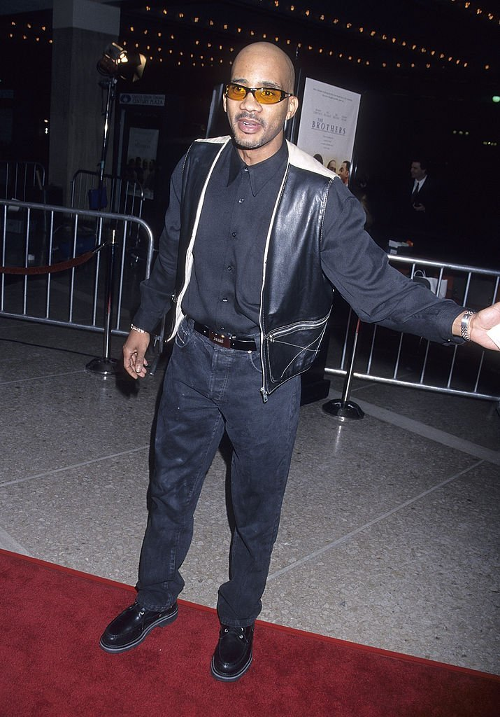 """Actor John Henton attends """"The Brothers"""" Century City Premiere on March 21, 2001 at Loews Cineplex Century Plaza Theatres 