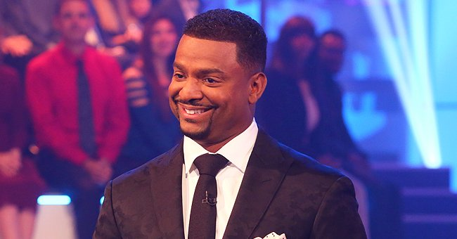 Alfonso Ribeiro Shares Funny Video of Daughter Making Sour Face While Eating Peaches