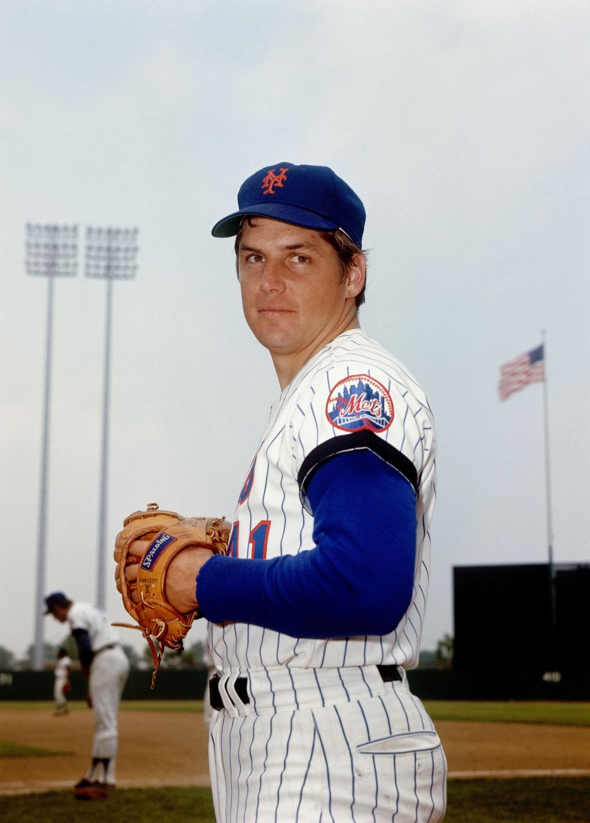 Tom Seaver of the New York Mets poses for a portrait circa 1970 | Photo:Louis Requena/MLB/Getty Images