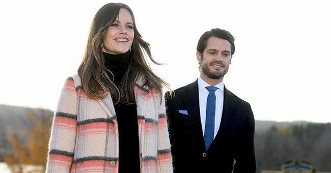 See Adorable Family Snaps Sweden's Princess Sofia Shared of Her Newborn Son Prince Julian
