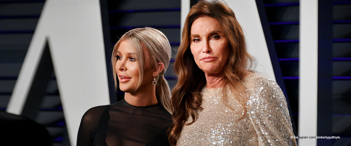 Caitlyn Jenner Poses with Partner Sophia Hutchins at 'Empowerment in Entertainment' Gala