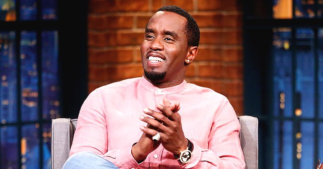 Sean 'Diddy' Combs' Kids Show Their Appreciation and Post Family Picture on Father's Day