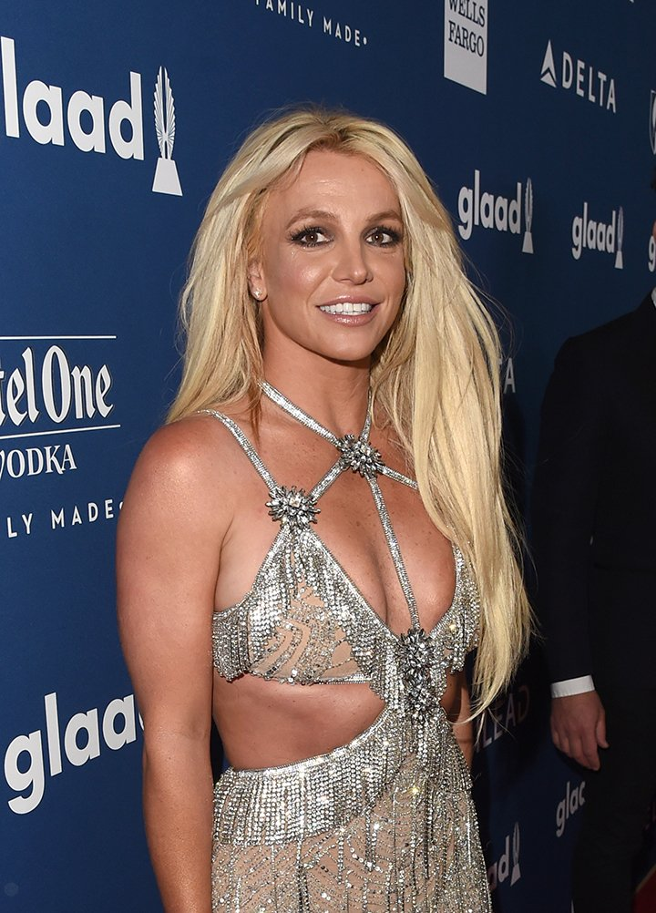 """Britney Spears attending the announcement of her residency """"Britney: Domination"""" at Park MGM in Las Vegas, Nevada in October 2018. I Image: Getty Images."""