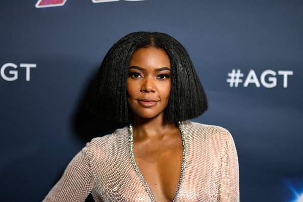 """Gabrielle Union at """"America's Got Talent"""" Season 14 Finale Red Carpet in Hollywood, California.