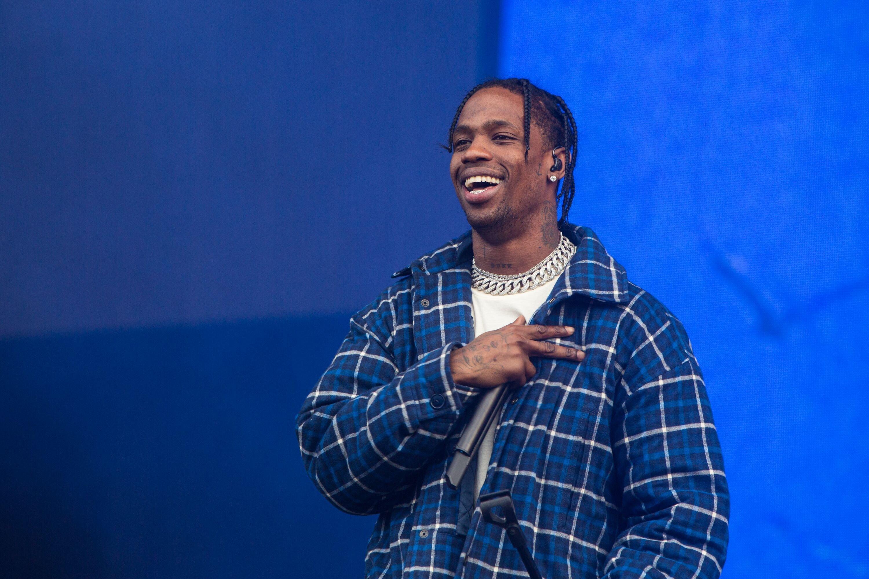 Rapper Travis Scott/ Source: Getty Images
