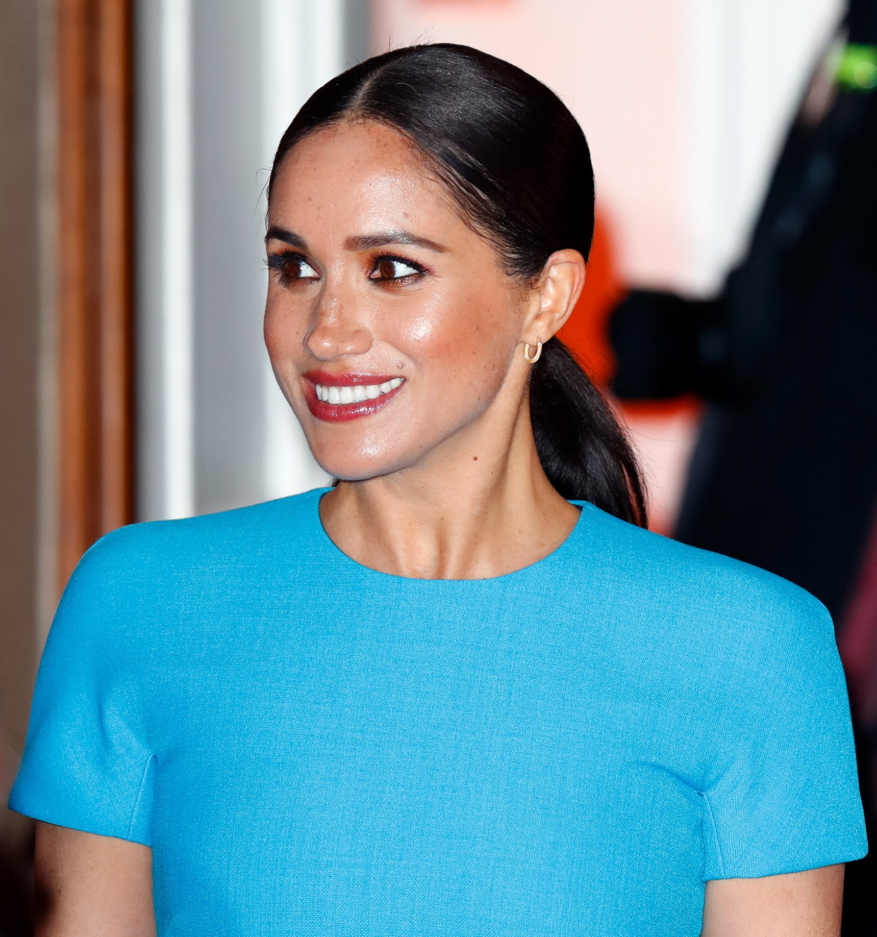 Meghan Markle attends The Endeavour Fund Awards at Mansion House on March 5, 2020 in London, England   Photo: Getty Images
