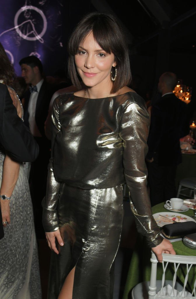 Katharine McPhee attends the Argento Ball on June 27, 2018 in Windsor, England | Photo: Getty Images