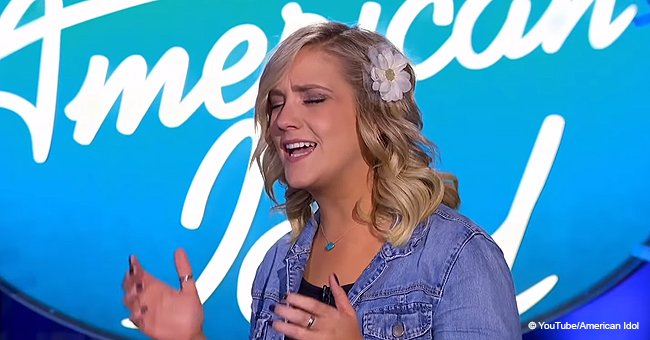 Young Widow Moves 'American Idol' Judges with Her Tearful Story of How She Lost Her Husband