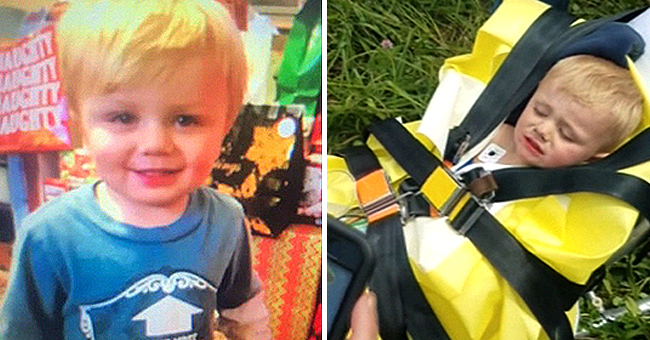 Toddler Who Went Missing on Mother's Day Found Alive after 3 Days of Searching
