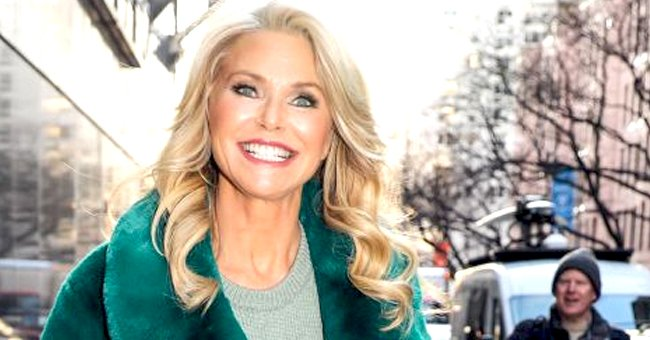Christie Brinkley, 67, Wows Fans in a Green Dress as She Announces New Environmental Project