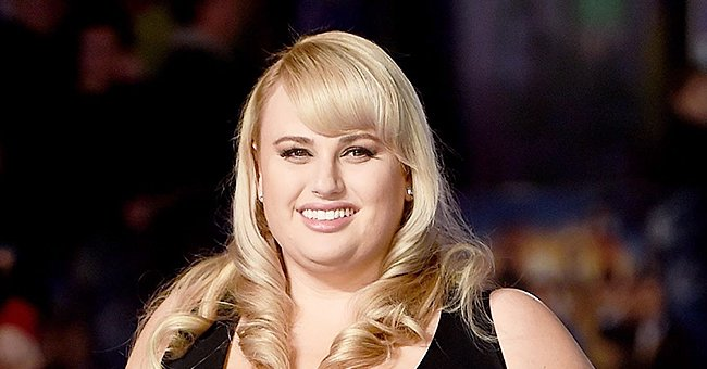 Watch Rebel Wilson Play the Piano at Home in a Black Outfit That Showed off Her Slimmer Figure