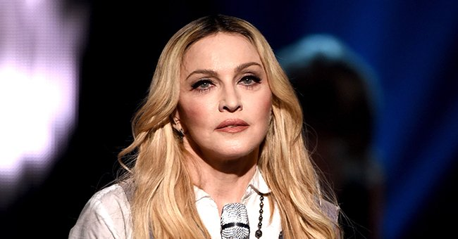 Madonna Posts Video of Son David Banda Wearing a Silk Dress and Fans Are Outraged