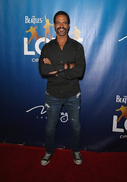 Kristoff St. John at the 10th-anniversary of 'The Beatles LOVE by Cirque du Soleil' on July 14, 2016 in Las Vegas, Nevada. | Photo: Getty Images