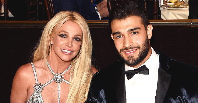 Britney Spears' Boyfriend Sam Asghari Tests Positive for COVID-19 — How's He Doing?