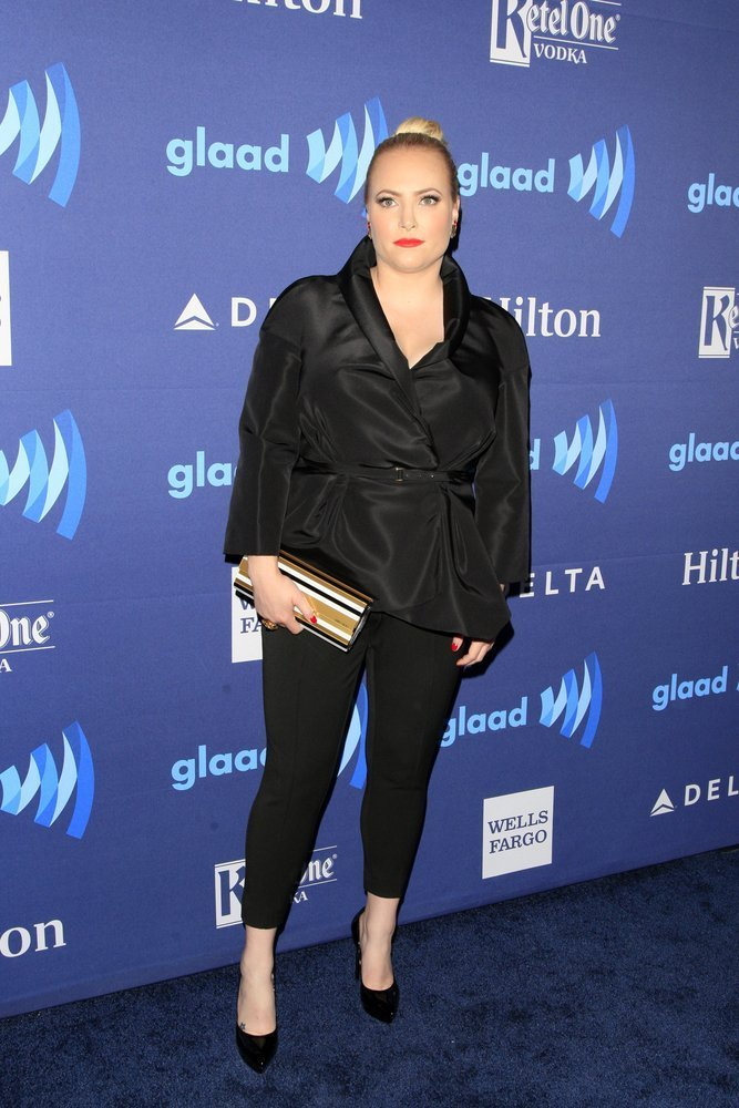 Meghan McCain at the 26th Annual GLAAD Media Awards at the Beverly Hilton Hotel on March 21, 2015 in Beverly Hills, CA | Photo: Shutterstock