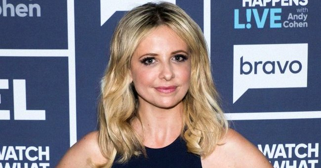 Sarah Michelle Gellar Wears Fancy Gown as She Sips Wine in a Tub on a Sunday — Here's Why
