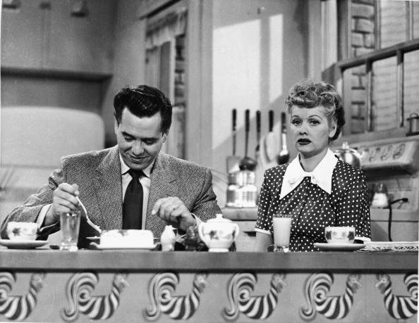 A scene from 'I love Lucy' sitcom | Photo: Getty images